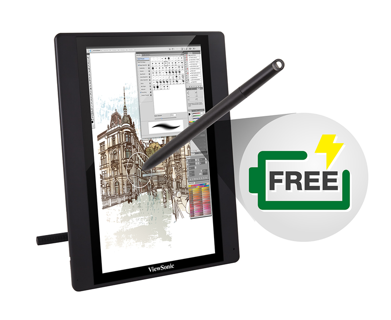 PD1611 16'' (15.6'' viewable) Pen Display - Pen Display - Products ...