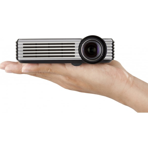 Pled w200 palm sized 720p projector projector products for Palm projector