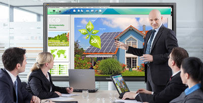 Interactive 4K Displays add Visual Functionality and Flair for Boardrooms Solution briefs Jul 2015