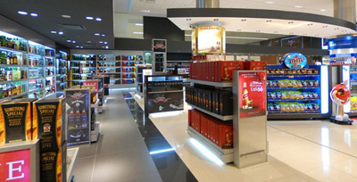 ViewSonic Commercial Displays Deliver Reliable Advertising for International Duty-Free Shop Case studies Mar 2016