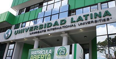The Latin University of Costa Rica Case studies Jan 2015