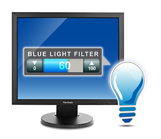 VA951S Blue-Light-Filter