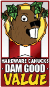Hardware Canucks Value Award