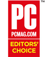 PCMag Editors' Choice Award